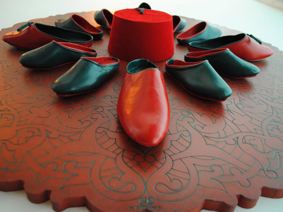 Artisanat et design du maroc tr sors de claire agence for Difference design et artisanat